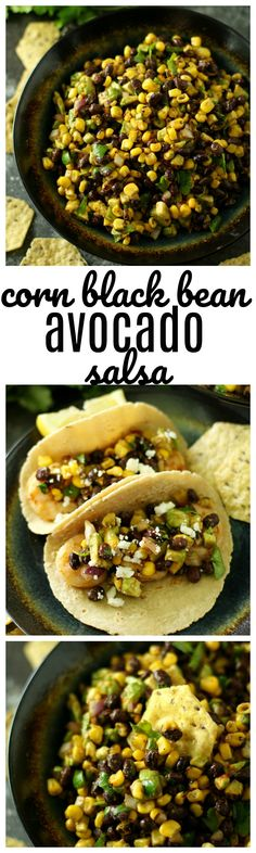 You're definitely going to want to bring this new Corn Black Bean Avocado Salsa to the cookout! It works great as a dip, but also as a topping for grilled steak, chicken or fish. W/ Frontier Co-op seasonings #CookWithPurpose #GrillTheGoodness #ad