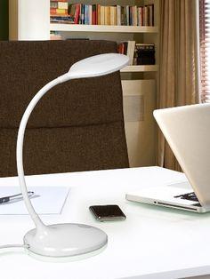 Flexo LED  Blanco Scoop para estudio Enrique Iluminacion