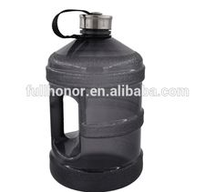 one Gallon Jug 2.5L Portable Free Plastic Big Large Capacity Gym Sports Water Bottle Outdoor Picnic Bicycle Bike Camping Kettle