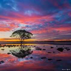 Beautiful Nature Landscape Photography by Adrian Alford #inspiration #photography