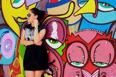 Look do dia no Beco do Batman em São Paulo :) #look #fashion