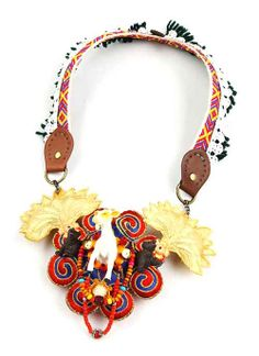 "Yanli Duan Collection""to tibet"" Necklace"