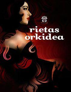 """Rietas Orkidea"" -Erotica-sarja"