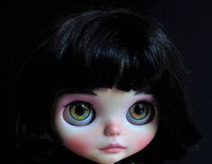 Summer SALE and free shipping Ooak Custom Blythe Doll: Candy
