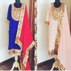 #StylishLongpajamisuit #Partywearpajamisuitdesign #LatestPajamisuitSale #StylishPajamisuitonline  Maharani Designer Boutique  To buy it click on this link :  http://maharanidesigner.com/Anarkali-Dresses-Online/pajami-suits-online/ Rs-5000 laces work  Fabric-Georgette. Fine quality fabric. For any more information contact on WhatsApp or call 8699101094 Website www.maharanidesigner.com