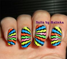Nails by Malinka: Big SdP-K