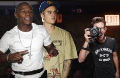 """Floyd Mayweather is clearly in Justin Bieber's corner after his hotel lobby bout Wednesday night. According to Mayweather, Bieber """"showed he ain't no bitch."""" Bieber and Mayweather are tight and he's been training with the boxing legend for years. According to the celebrity gossip website, TMZ.com, Mayweather, the most impressive part of the fight video"""