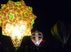 festival multicultural globos de cantolla  milpa alta.
