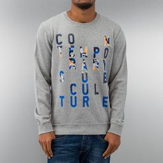 Outfitters Nation Pullover grau