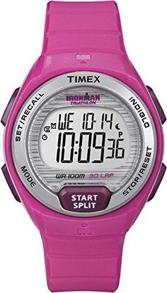 GENUINE TIMEX Watch OCEANSIDE 30 LAP MID Female - T5K761 * For more information, visit image link.