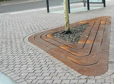 TREE GRID CUSTOM MADE (NL)