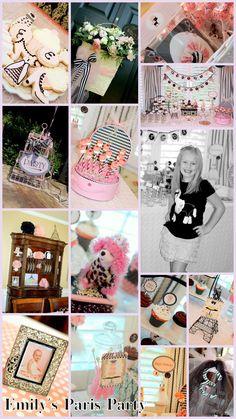 Paris Pink Party