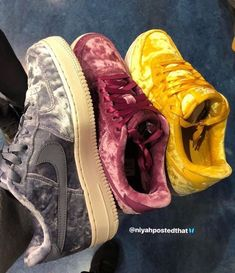 Greywhite ombre Nike Air Force 1s | Sapatilhas nike