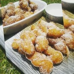 Koeksusters recipe by Najiya posted on 12 Mar 2017 . Recipe has a rating of by 1 members and the recipe belongs in the Biscuits & Pastries recipes category Pastry Recipes, Cookie Recipes, Dessert Recipes, Desserts, Donut Muffins, Doughnut Cake, South African Recipes, Ethnic Recipes, Biscuit Cake