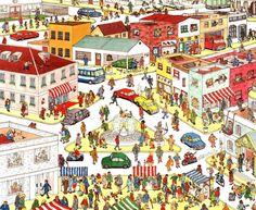 Where is Waldo?
