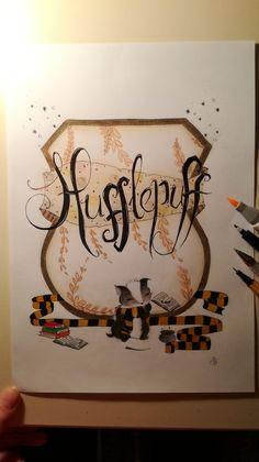 hufflepuff hugrabug harrypotter
