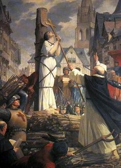 St. Joan of Arc - Prayer : Father, You have given us the legacy of St. Joan, to inspire, encourage, and strengthen our lives that we might serve You better. May her life inspire others that they may follow you all the days of their lives. Amen.