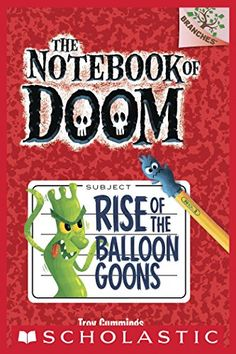 Science comics bats learning to fly falynn koch graphic novel the notebook of doom 1 rise of the balloon goons a branches book fandeluxe Choice Image