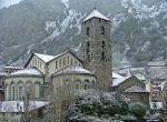 Iglesia de Sant Esteve en Andorra la Vieja