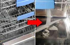 El lavavajillas es importante tenerlo limpio, ya que se van acumulando restos de comida y genera mal olor. Roza Garalva te muestra una limpieza que le puedes dar a tu lavaplatos y dejarlo con un agradable aroma a limón, usando productos que solemos tener en casa. Ingredientes para limpiar e