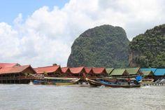 ... พังงา - Picture of Ko Panyi, Ao Phang Nga National Park