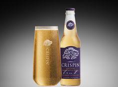 Crispin Brut -- Let's toast winter!  Kinda like apple champagne