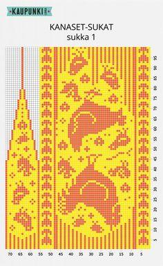 Knitting Charts, Knitting Stitches, Knitting Designs, Knitting Socks, Knitting Patterns, Knitted Mittens Pattern, Knit Mittens, Filet Crochet, Crochet Wrist Warmers