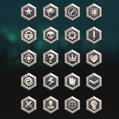 Buy Achievement Tokens by a-ravlik on GraphicRiver. The set includes 20 icons and one slot. There are PSD and PNG versions of art. Star Citizen, Online Video Games, Pixel Size, Space Games, Sega Dreamcast, Game Icon, Game Design, Ui Design, Click Photo