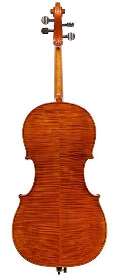 Cello | ascribed to Dante Regazzoni | Cortenova Valsissina | 1974