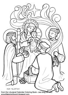 feast of the epiphany crafts - Google Search