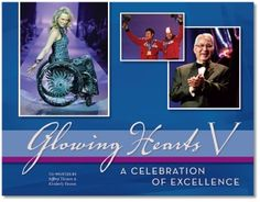 Glowing Hearts V, A Celebration of Excellence. Great book showcasing Canadians active in changing the face of disability.