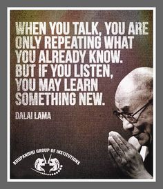 #QuoteoftheDay #Learning #Silence #KrupanidhiGroupofInstitutions
