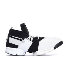 Kydo sneakers from the S/S2017 Y-3 by Yohji Yamamoto collection in white