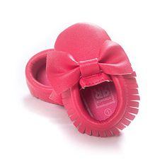 Anna-Kaci Baby Bogen weiche Sohle Leder Schuhe Infant Jungen Mädchen Kleinkind Mokassin 0-18 Monate - http://on-line-kaufen.de/anna-kaci/0-6-months-anna-kaci-baby-bogen-weiche-sohle-leder-0-6