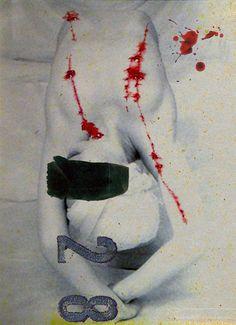 Artist: Waldemar Strempler #collage #mixed #media
