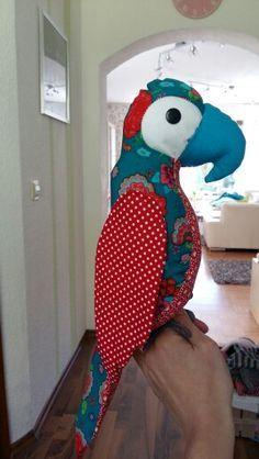 Papagei enrico! !!