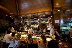 Cerveceria Ciudad Condal, One of the greatest tapas bars in Barcelona (18, Rambla de Catalunya)
