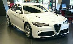 2017 Alfa Romeo Giorgio QV