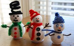 Frosty the Snowman Decorations