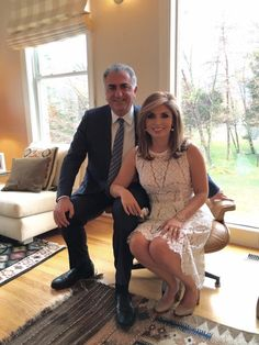 royalwatcher:  Persian New Year, March 2016-Crown Prince Reza and Crown Princess Yasmine