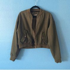 make offers. cheap Monday green jacket bomber gently work bomber, reposh, it's a bit to big on me. give me offers, I also do drop shiping , just ask. cheap monday Jackets & Coats Utility Jackets