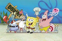 Who doesn't know about Spongebob SquarePants? Everyone love Spongebob. Nickelodeon set this Spongebob original demographics were for children. Spongebob Tv, Spongebob Squarepants, Spongebob Theory, Spongebob Drawings, Spongebob Patrick, Batman Arkham City, List Of Characters, Cartoon Characters, All Spongebob Characters