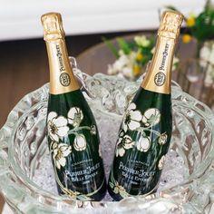 Perrier Jouet, Champagne, Barware, Bottle, Bar Accessories, Flask, Jars, Glas