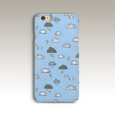 Cute Cloud Phone Case For iPhone Samsung Lg Moto