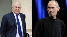 Lettre posthume de Steve Jobs à Michel Sapin