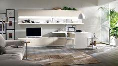 Arredamento soggiorno Feel e Scenery | Sito ufficiale Scavolini
