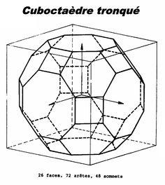 Cuboctaèdre tronqué