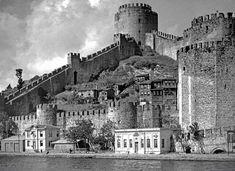 Rumeli Hisarı - 1950'den önce | by www.muzafferozak.com