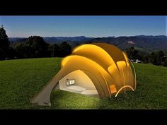 25 World's Craziest Tents - YouTube