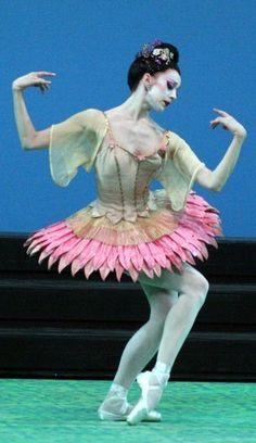 "Ballet - Costume from Balanchine's ""Bugaku"""